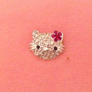 Hello Kitty Kid's Adjustable Ring